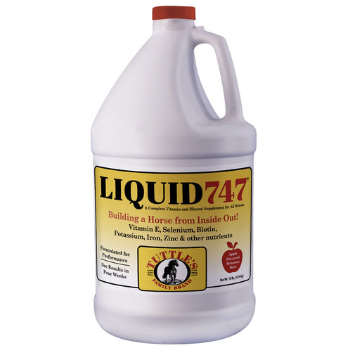 View larger image of Liquid 747 for Horses
