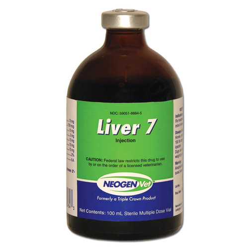 View larger image of Liver 7 Injection Rx