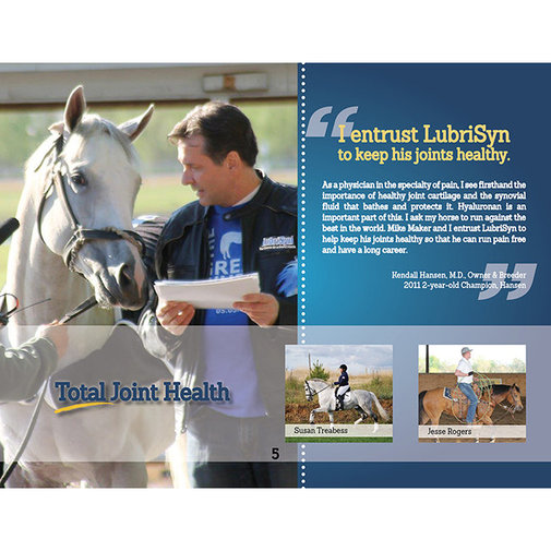 View larger image of LubriSyn HA Joint Supplement for Horses and Pets