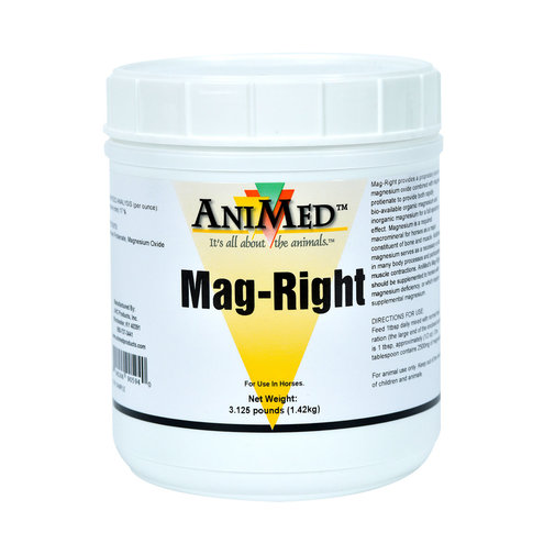 View larger image of Mag-Right Horse Supplement