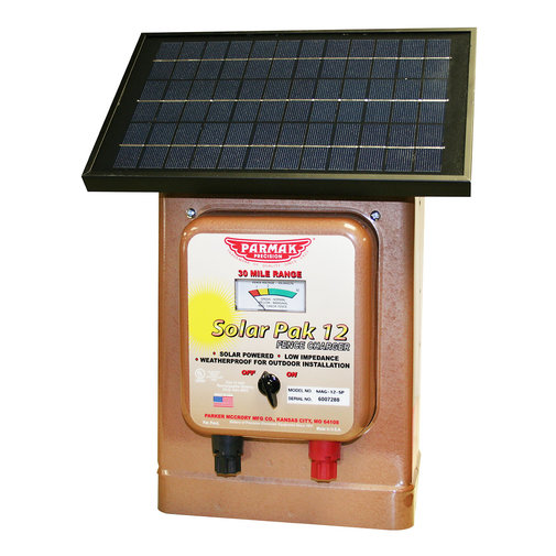 View larger image of Magnum Solar-Pak 12 Electric Fence Charger