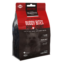 Majesty's Buddy Bites Hip + Joint Grain-Free Wafers Supplement for Dogs