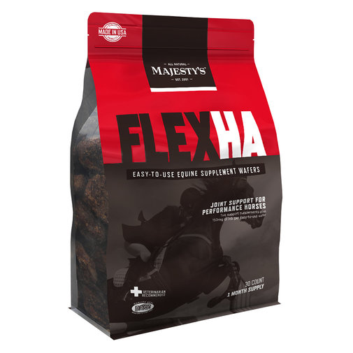 View larger image of Majesty's Flex HA Wafers Joint Supplement for Performance Horses