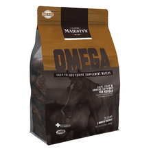Majesty's Omega Wafers Skin, Coat and Immune Support Supplement for Horses