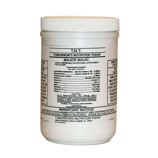View larger image of Major Majic Calf Supplement