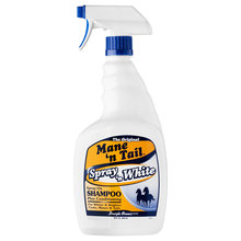 Mane 'n Tail Spray 'n White Horse Shampoo and Conditioning Spray