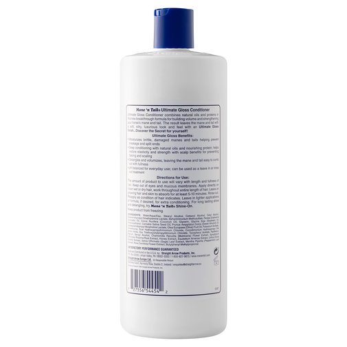 View larger image of Mane 'n Tail Ultimate Gloss Conditioner for Horses