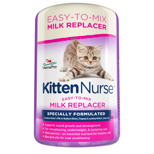 View larger image of Manna Pro Kitten Nurse Easy-to-Mix Milk Replacer