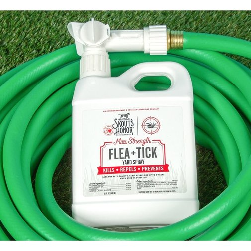 View larger image of Max Strength Flea + Tick Yard Spray