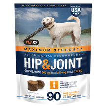 Maximum Strength Hip & Joint Supplement for Dogs
