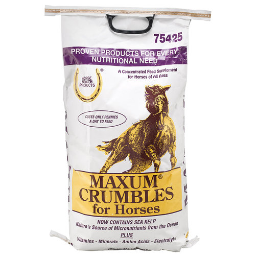 View larger image of Maxum Crumbles for Horses