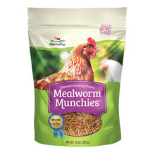 Mealworm Munchies Gourmet Poultry Treats