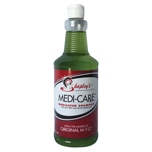 View larger image of Medi-Care Medicated Horse Shampoo