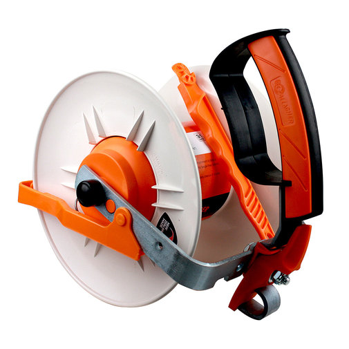 View larger image of Medium Geared Reel for Electric Fencing