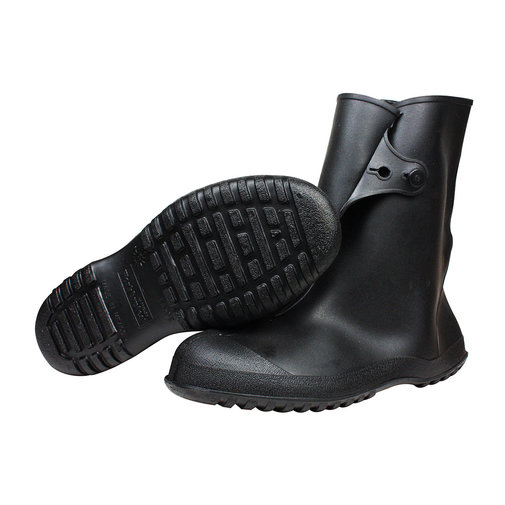 "View larger image of Workbrute 10"" PVC Overshoe Boots for Men and Women"