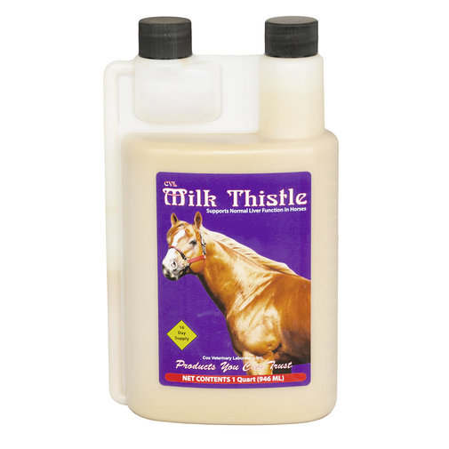 View larger image of Milk Thistle Horse Supplement