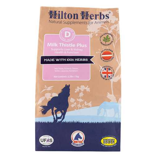 View larger image of Milk Thistle Plus Horse Supplement