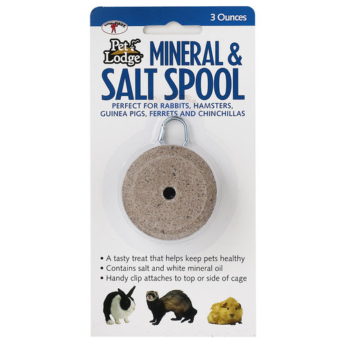 View larger image of Mineral & Salt Spool with Hanger
