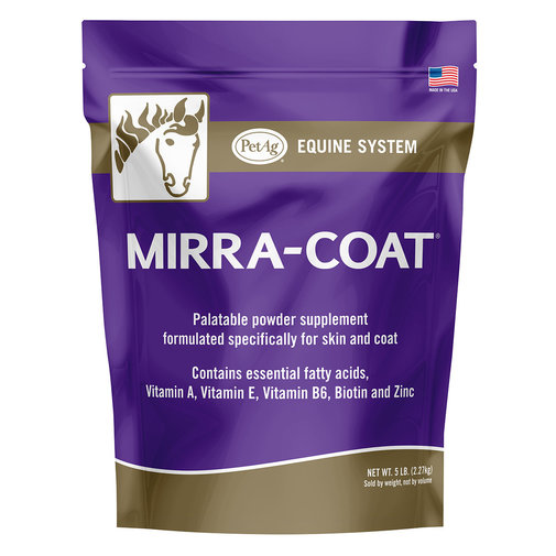 View larger image of Mirra-Coat Skin and Coat Supplement for Horses and Dogs
