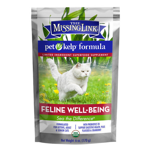 View larger image of Missing Link Pet Kelp Formula Feline Well-Being