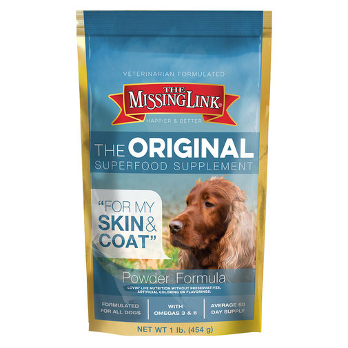 View larger image of Missing Link Original Superfood Skin & Coat Supplement for Dogs