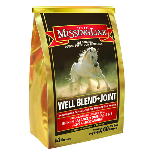View larger image of Missing Link Well Blend + Joint for Horses