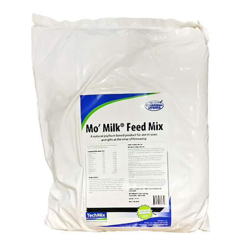 View larger image of Mo'Milk Feed Mix for Swine
