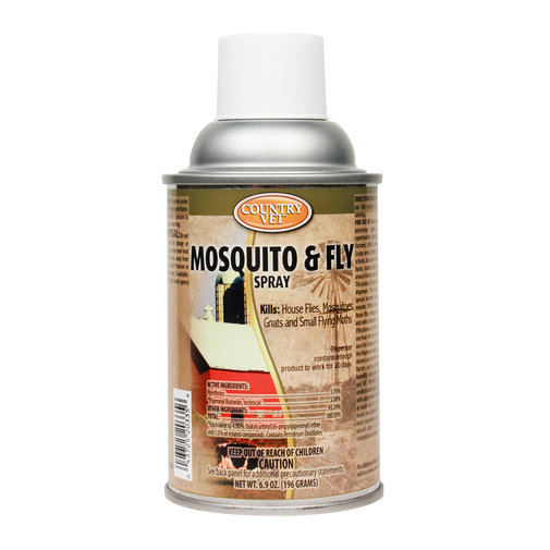 View larger image of Country Vet Mosquito & Fly Spray Refill