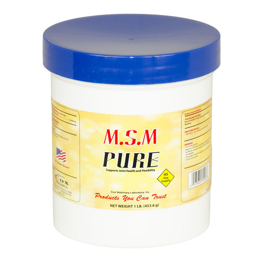 View larger image of MSM Pure Horse Supplement
