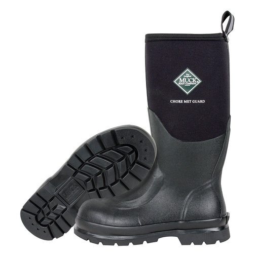 View larger image of Chore Met Guard Hi-Cut Boots for Men and Women