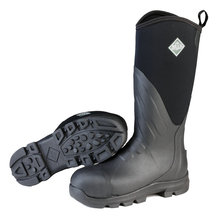 Grit Steel Toe Hi-Cut Boots for Men and Women