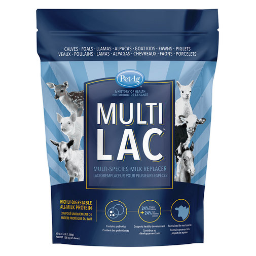 View larger image of Multi-Lac Multi-Species Milk Replacer