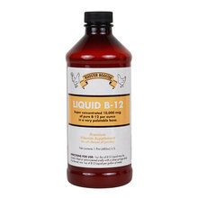 Multi-Species Liquid B-12 Supplement