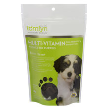 Multi-Vitamin Plus Probiotics and Enzymes Chews for Dogs