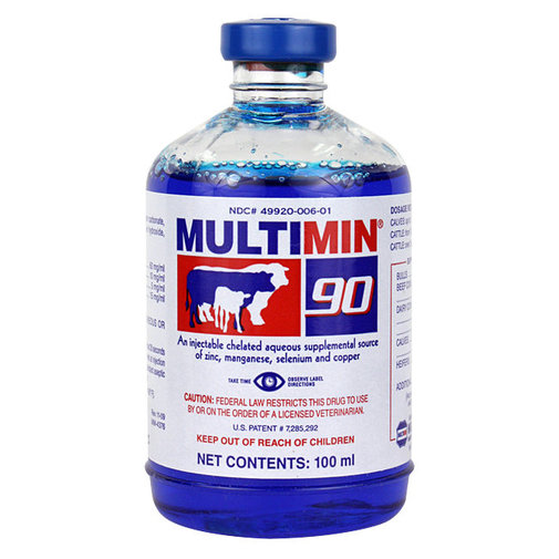 View larger image of Multimin 90 Cattle Injectable Rx