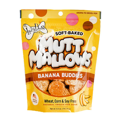 View larger image of Mutt Mallows Treats for Dogs
