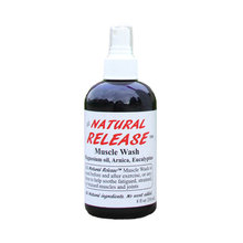 Natural Release Muscle Wash for Horses