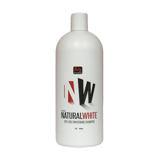 View larger image of Natural White Dye-Free Shampoo
