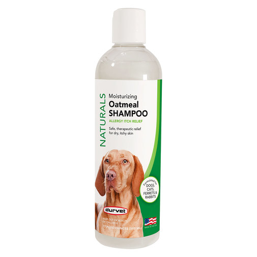 View larger image of Naturals Moisturizing Oatmeal Shampoo
