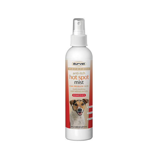 View larger image of Naturals Remedies Anti-Itch Hot Spot Mist