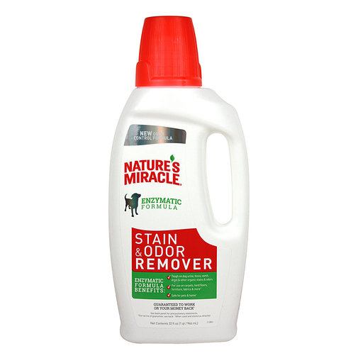 View larger image of Nature's Miracle Stain & Odor Remover