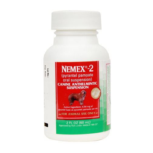 View larger image of Nemex-2 Liquid Dog Dewormer