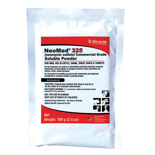 View larger image of NeoMed 325 Soluble Powder Rx