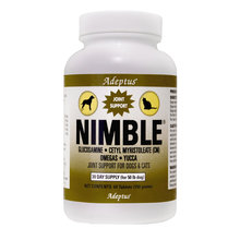 Nimble Ultimate Joint Support for Dogs & Cats