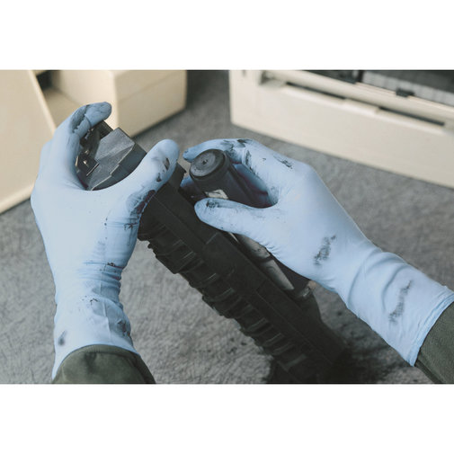 View larger image of NitriTech Powder-Free Gloves