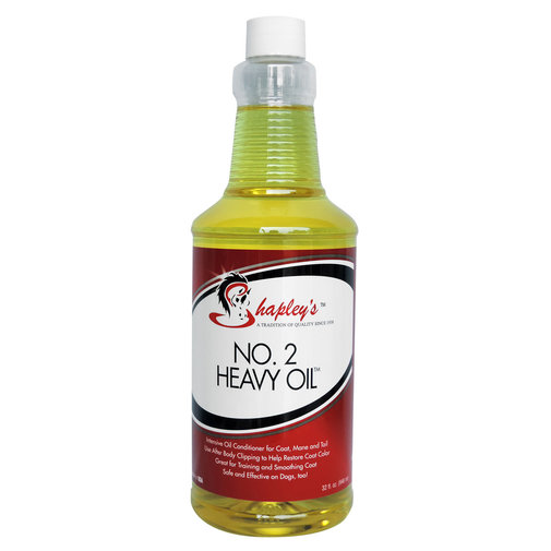 View larger image of No. 2 Heavy Oil for Horses and Dogs
