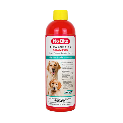 View larger image of No-Bite Flea and Tick Shampoo