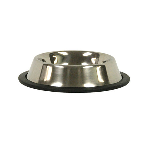 View larger image of No-tip Stainless Steel Bowl