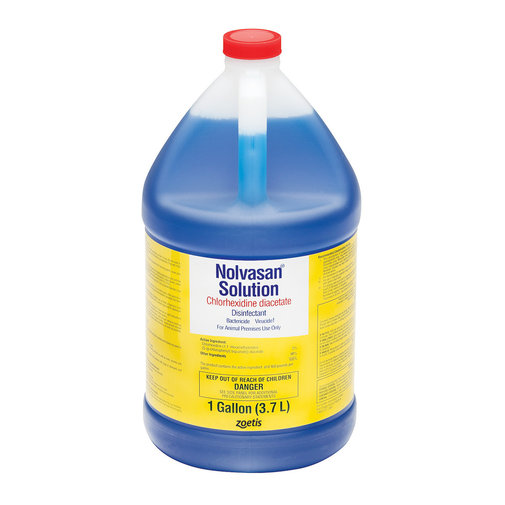 View larger image of Nolvasan Disinfectant Bactericide Virucide Solution
