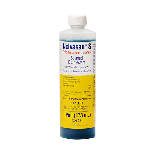 View larger image of Nolvasan S Disinfectant Solution